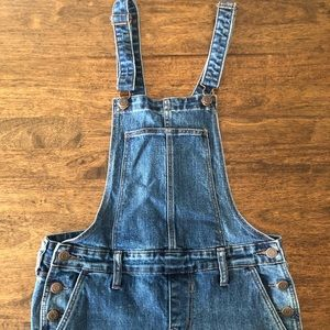 Old navy skinny overalls